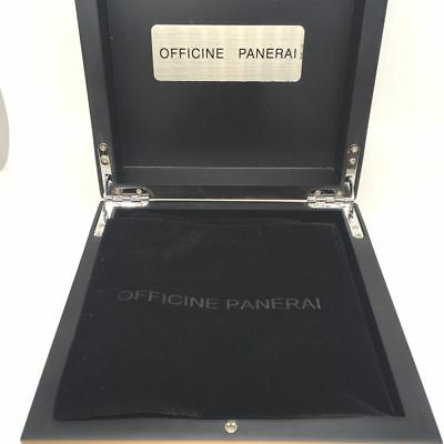Officine Panerai Pam Replacement Wooden Watch Box Case Set