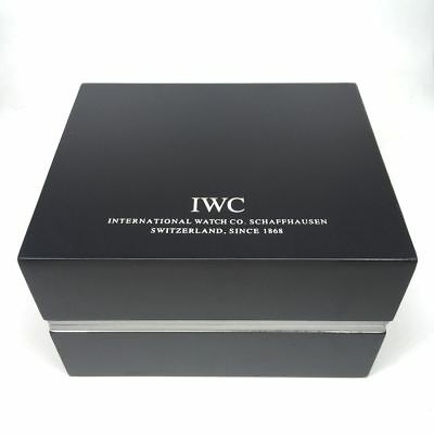 IWC Schaffhausen Replacement Watch Box Case Set