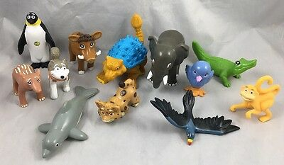 Go Diego Jaguar Safari Rescue Ocean Bird Animal Dinosaur Husky Elephant Monkey