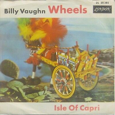 Billy Vaughn   whells / isle of capri , Singel 7""