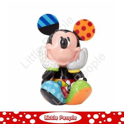 Disney Britto Mickey Mouse just 1,250 numbered pieces Official Figurine