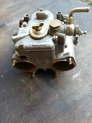 webber 48 DCO sidedraught CARBURETTOR