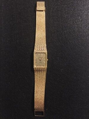 Elvis owned 14k Gold Geneve Wristwatch
