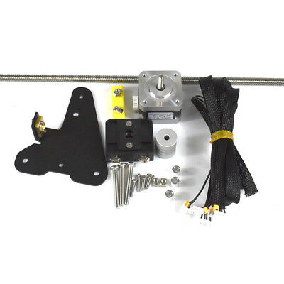 NEW Upgrade Dual Z Axis 3D Parts For 3D Printers Creality CR-10 300x300x400mm