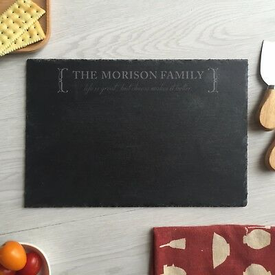 quotes engraved personalized custom cheese boards Kitchen sign family gifts