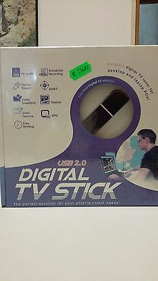 USB 2.0 Digital TV Stick - LR506 -  Digitale Terrestre DVB-T PER PC o Notebook