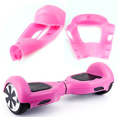 "Rose Etui silicone housse de protection pr 6.5"" self balance scooter hoverboard"