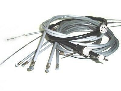 Dilli Deal's Control Cable Kit For Lambretta Scooters