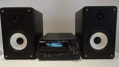 Teac Reference CR-H257i DAB CD / Receiver HiFi Component iPod Control