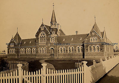 Williamstown State School,, 1890s. Melbourne Australia