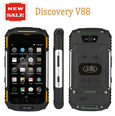 """3G Rugged Android 5.1 Mobile Phone 4.0"""" Duad Core 8MP Dual SIM 8G Rom V88 Phone"""