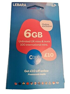O2, Lebara, Three, EE, Vodafone Gold Easy Good Memorable Mobile number sim card