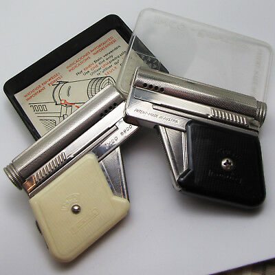 IMCO 6900 X2 Mint unused Petrol lighters with one box