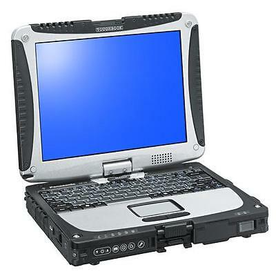 Panasonic Toughbook CF-19 MK5 Core i5 2.5Ghz 2nd Gen 4GB 320GB GPS 3G NO OS