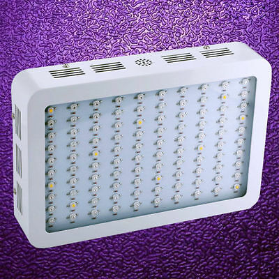Panel Led Hidroponia Espectro Completo 300W Grow Light Full Spectrum Hydroponic