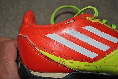 Kids ADIDAS Astro Turf Trainers Size UK 13.5
