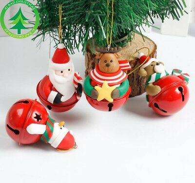 Christmas Jingle Bell for Gift Decoration decoration accessories Bells Pendant