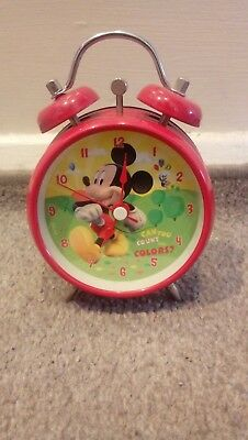miky mouse clock
