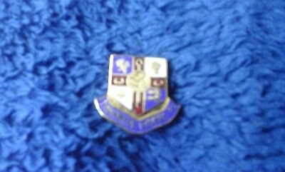 Tranmere Rovers Fc Official Enamel Badge