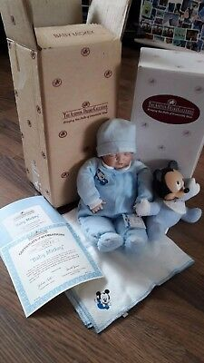 Ashton Drake 'Baby Mickey' doll