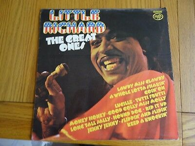 Little Richard LP 'The Great Ones'.