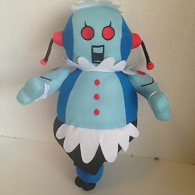 Rosie The Robot Housekeeper Plush Of The Jetsons By Hanna Barbera 14x10 In.