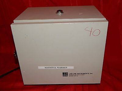 Lab - Line Clinical Scientific Incubator 100  Lab Line 100 Labline Warmer