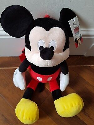 BNWT Mickey mouse rucksack