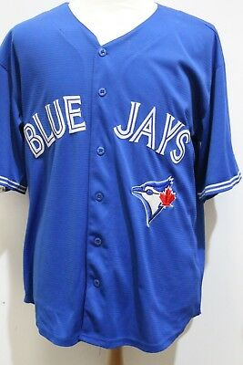 Toronto Blue Jays Cool Base Baseball Jersey BAUTISTA 19 Majestic Size XL - 250