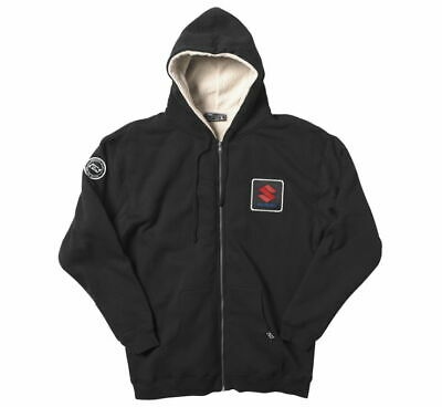 NEW FACTORY EFFEX Men's Suzuki Sherpa Zip Hoody