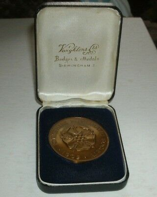 Yorkshire numismatic society 1969 Medal