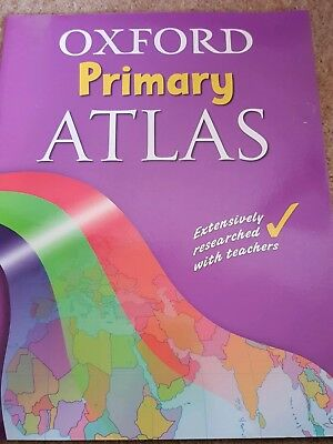 Oxford Primary Atlas by Patrick Wiegand (Paperback, 2005)