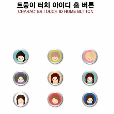 Twice Fan Meeting Once Begins Official Goods Character Touch Id Home Button New