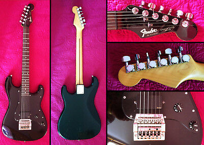 Fender Stratocaster Contemporary