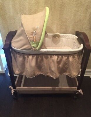 Carters Baby Bassinet
