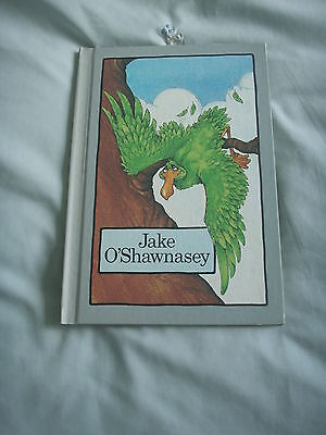 PRELOVED Serendipity Read Aloud Book 1975 Jake O' Shawnessy finds self belief