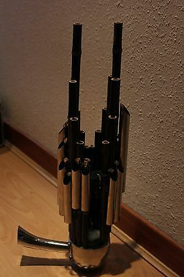 Chinese SHENG. Mouthblown traditional reeded instrument from China