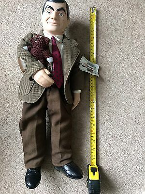 Mr Bean Large Plush Doll...Final reduction!