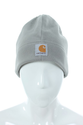 A207-Aph Men Fleece Hat Carhartt Asphalt