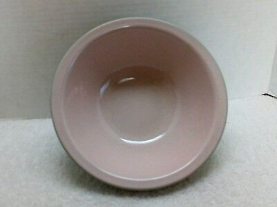 Harkerware, Serving Bowl, Pink (speckled) and Gray