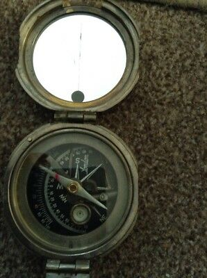 Brinton Compass vintage dated