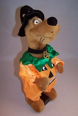 Scooby Doo Animated Halloween Dancing Doll 2000 Box Cartoon Network Gemmy Works