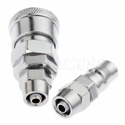 5mm*8mm Air Line Hose Fitting Coupler & Bayonet Connectors 2Pcs Quickly Connect