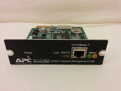 APC AP9617 Web/SNMP Management Card