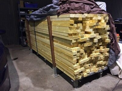 3X2 Treated Timber c24 kiln dried 3meters long