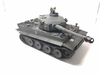 VS TANK PRO; Panzer VI Tiger I Ausf.E (Early); 1/24 RC Diecast Model