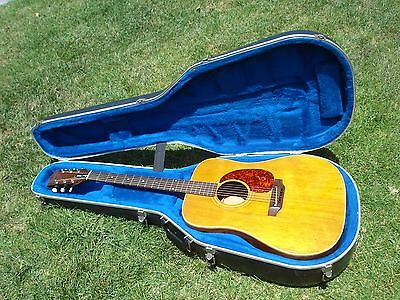 1969 Gibson Blue Ridge Brazilian Vintage Acoustic Guitar - 55 HD Images