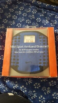 Bnib Nike Sport Armband For Ipod Models