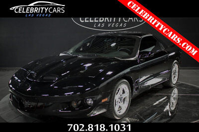 1998 Pontiac Firebird WS6 Ram Air Formula Firebird 1998 WS6 Ram Air Formula Firebird 1 OWNER 15k miles! Low Miles 2 dr Coupe Manual
