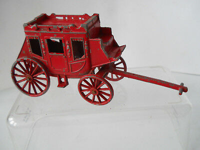 Early Britains ? Stage Coach Vgc